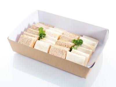 Sandwichitos. Bandejas de canapés a domicilio Madrid