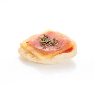 Mini pizzas. Canapés calientes. Tapas a domicilio Madrid