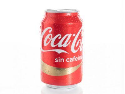 Coca-cola Sin cafeina. Bebidas. Catering online Madrid