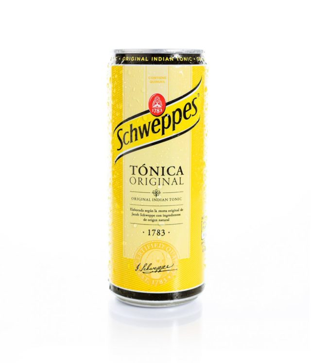 Tonica. Bebidas. Catering online Madrid