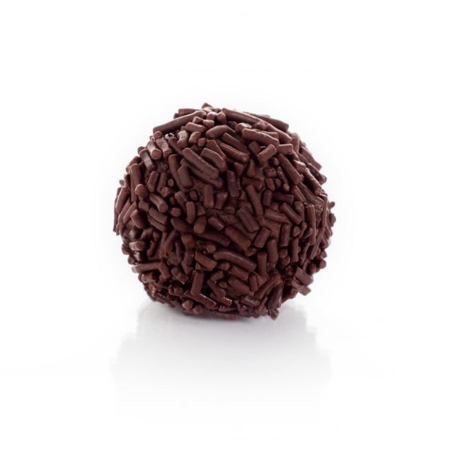 Trufa de chocolate. Postres. Pasteles a domicilio Madrid